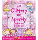 My Glittery & Sparkly Sticker & Activity Book by Igloo (Paperback, 2012)