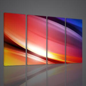 Gemaelde-Modern-Colors-Design-Bild-XXL-Einrichtung-Startseite-Druck-auf-Leinwand