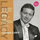 Grieg: Piano Concerto; Liszt: Piano Concerto No. 1; Etc. (CD, Sep-2012, ICA Classics)