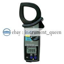 Kyoritsu 2002r Kew Digital Clamp Meters Ac 2000a True Rms
