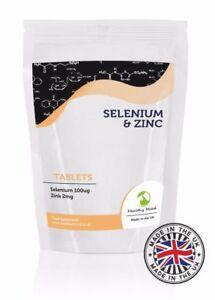 Selenio-y-Zinc-Salud-Vitaminas-Suplemento-Alimenticio-60-comprimidos-PASTILLAS