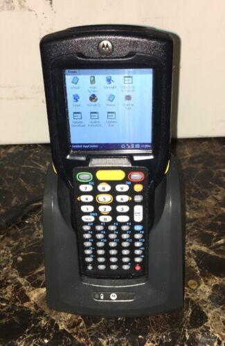 Motorola 48-Key MC3190 MC3190-S MC3190-SL4H04E0A Terminal Windows CE Pro 6.0