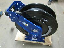 Graco Hshb7b Grease Hose Reel 38 X 75 Blue New