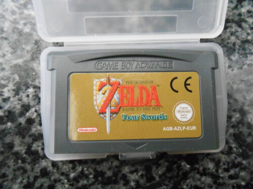 1 of 1 - GBA Legend Of Zelda A Link To The Past / Four Swords