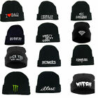 2017 Women Men Hat Unisex Warm Winter Knit Fashion Cap Hip-hop Beanie Hats HOT