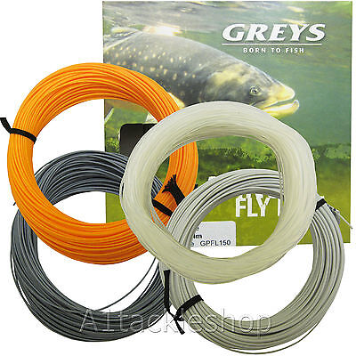 Greys Platinum Shoot Trout Fly Fishing Lines