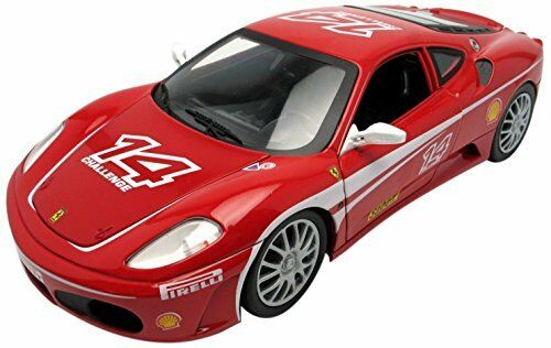 Ferrari F430 Challenge 2006 Foundation Foundation Foundation 1 18 Model WP4403 HOT WHEELS 847841