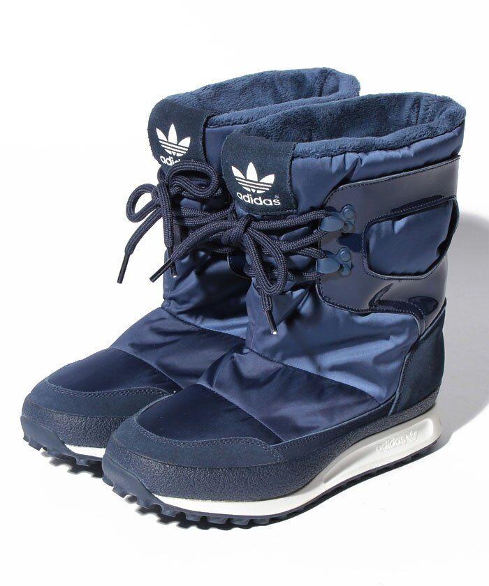 ADIDAS ADIDAS ADIDAS ORIGINALS SNOWRUSH W S81384 Blau damen WINTER Stiefel SPORT STYLE d8f0c4
