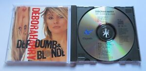 Deborah-Harry-Def-Dumb-amp-Blonde-CD-Album-I-Want-That-on