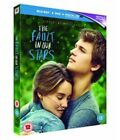 The Fault in Our Stars - 2 Disc X1 BD 1x DVD Blu-ray