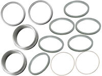 Porsche 993 Turbo Exhaust Gasket Kit (12 Pcs) Heat Exchanger Catalyst Muffler