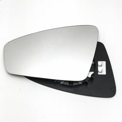 VW Tiguan 2016-2019 Heated Left side Passenger wing mirror glass