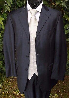 Billiger Preis Mj-201a Navy Blue Mohair Lounge Jacket Wedding / Formal / Event Einfach Zu Reparieren