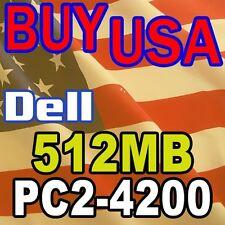 512MB Dell Dimension 5150 SFF 9100 E310 E510 Memory Ram