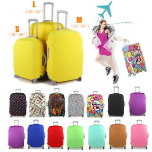 Travel-Luggage-Protective-Cover-Protector-For-Elastic-Suitcase-Dustproof-Outdoor
