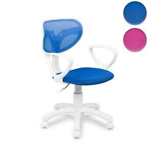 Detalles de Silla de oficina giratoria, sillon escritorio juvenil estudio  Touch
