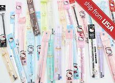 Lot 10pcs Sanrio Licensed Hello Kitty 0.38mm Rollerball Gel ink Pen Refills cute
