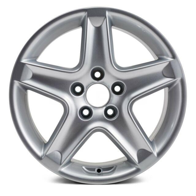Aluminum Alloy Wheel Rim 17 Inch 2006 Acura TL 5 Spokes 5