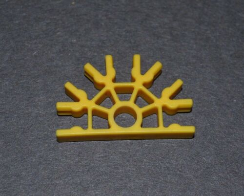 combined shipping lot of 50 yellow K/'Nex 5 position connectors