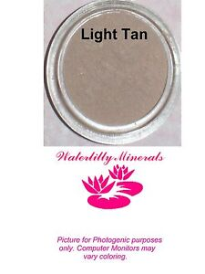Light-Tan-Minerals-Bare-Makeup-Medium-Face-Foundation-3-Full-Size-New-Sealed