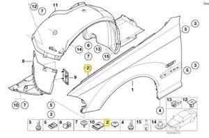 BMW-E46-E39-E53-Bullone-Torx-Isa-ST6-3x21-41358203482