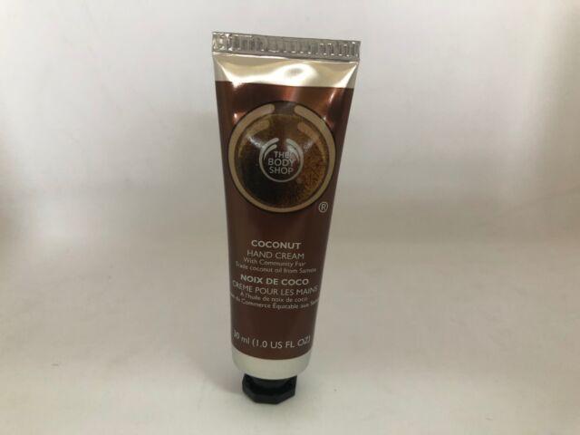 *NEW* The Body Shop 30ml Coconut Hand Cream
