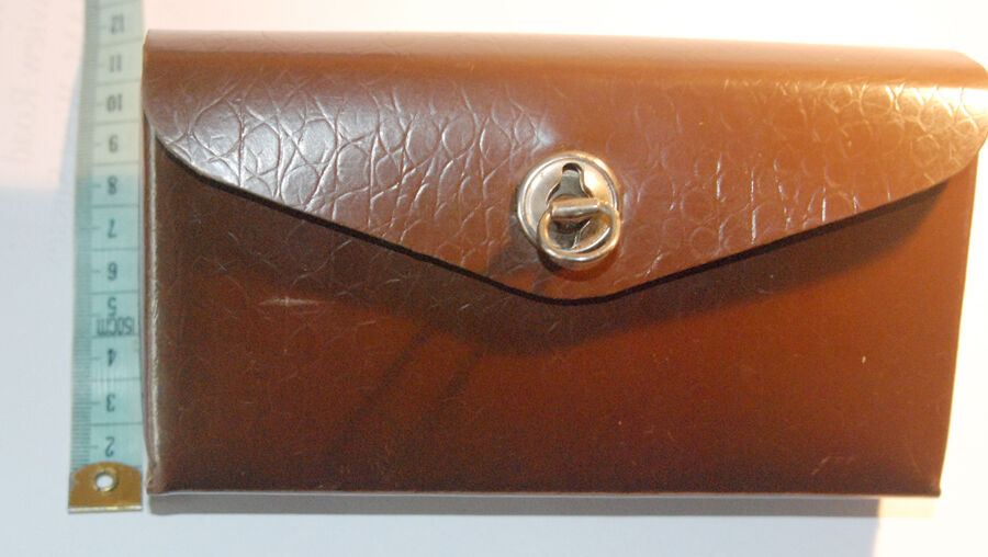 Bicycle Leather bag for tools Vintage Soviet Original   with tools about 60's  wholesale cheap and high quality