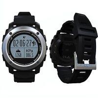 S928 Gps Running Watch Man Sport Waterproof Digital Real-time Fitness Tracker