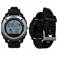 S928 Gps Running Watch Man Sport Waterproof Digital Real-time Fitness Tracker