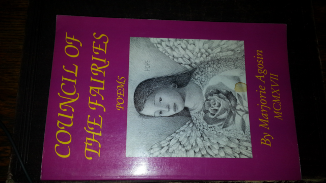 Council of the Fairies by Marjorie Agosín 1997 Paperback Poetry