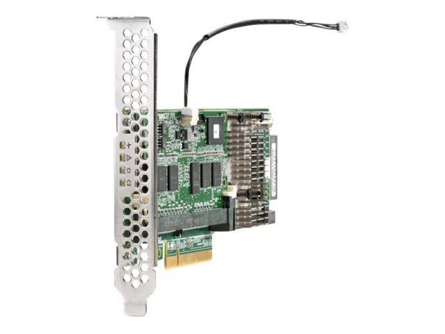 726821-B21 749797-001 HPE Smart Array P440//4GB FBWC 12Gb SAS RAID Cntl HPE RENEW
