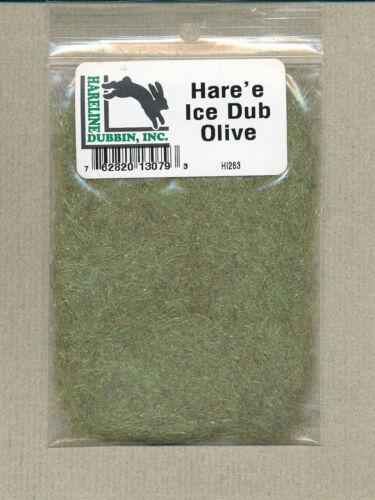 olive     HII263 Hare/'E Ice Dub