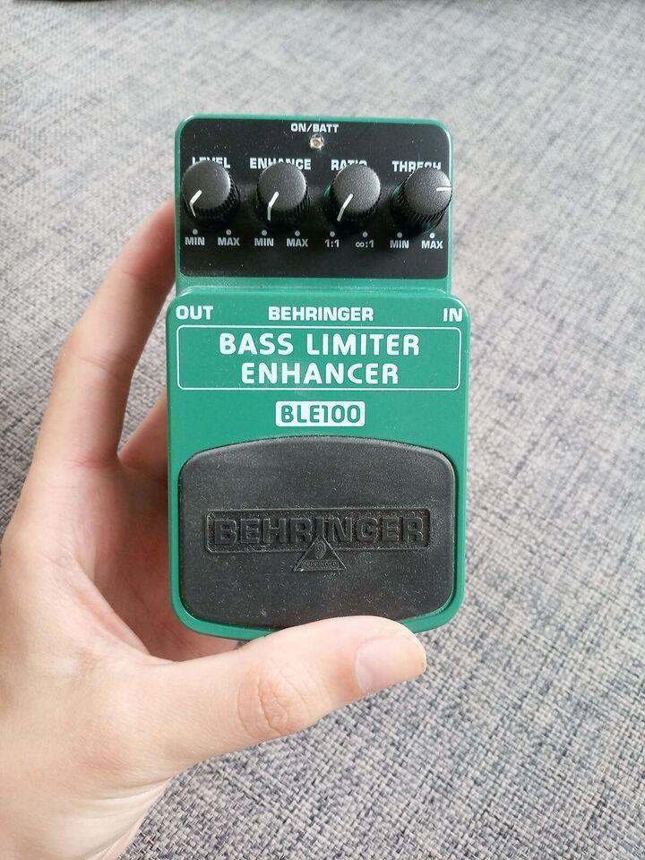 Behringer BLE100 - Bass Limiter Enhancer, Behringer
