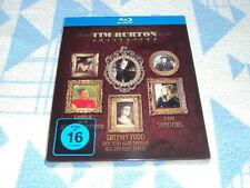 Tim Burton Collection [3 Blu-ray´s]  NEU OVP