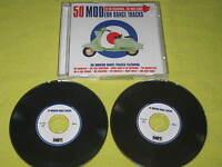 The Mod Story - In The Beginning - 50 Modern Dance Tracks 2 CD Album - Rock Funk