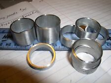 "1"" OD 10PC SPACERS 5 LENGTHS ATVS, MOTORCYCLE & AUTOMOTIVE C CELL FREEZE PLUGS"