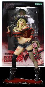 Kotobukiya Freddy vs Jason Freddy Krueger Bishoujo 2nd Edition Statue USA