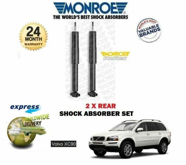 Pour Volvo XC90 T6 V8 D3 D5 2002> Neuf 2 X Arrière Gauche + Amortisseur Droit