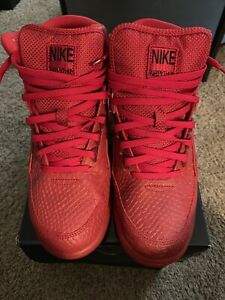 f45a34a3e2f7 Nike Air Python PRM Red size 9.5 used yeezy red october vintage