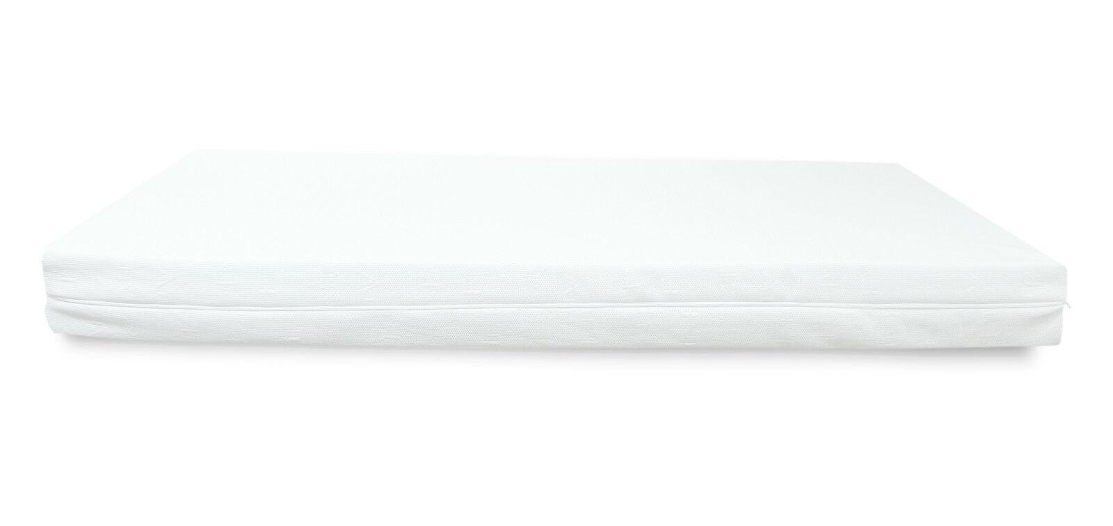 Dibapur® KingGröße  Orthopädische Kaltschaummatratze 3D Air Fresh Bezug