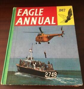 Details about Vintage 1962 EAGLE ANNUAL