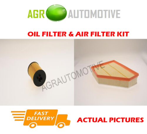 DIESEL SERVICE KIT OIL AIR FILTER FOR BMW 316D 2.0 116 BHP 2009-11