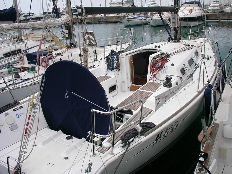 Beneteau First 34.7, årg. 2008, fod 33