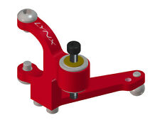Lynx Blade 360 CFX / 450 X Red Precision Tail Bell Crank Lever LX0604