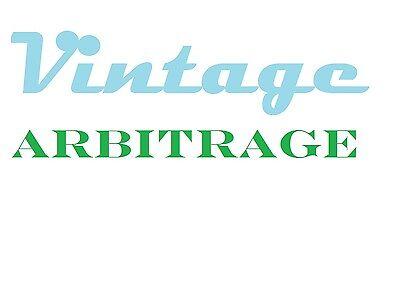 vintagearbitrage