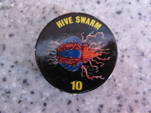 1993 GAMES WORKSHOP DOOM OF THE ELDAR SPAR//REPLACEMENT TOKENS