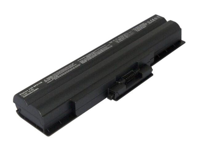 Powersmart 5200mah Batería para Sony Pcg-5n1t Pcg-61412t Vgp-Bps13a
