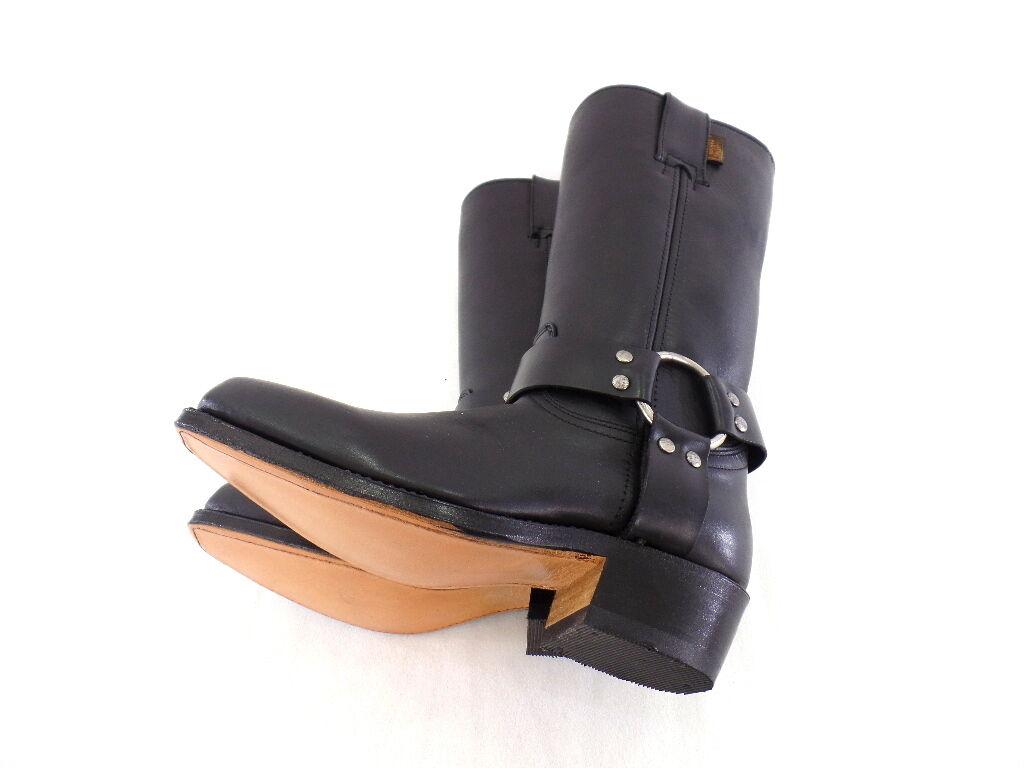 36 Bottes Taille Motard Noir Usa 5 V FBASx6B