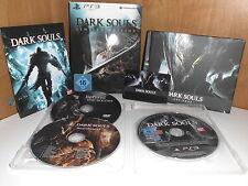 Dark Souls Limited Edition Artbook Soundtrack CD Making of DVD PS3 Playstation 3