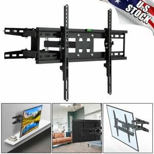 Articulating-Smart-TV-Wall-Mount-Full-Motion-Bracket-12-Tilt-Swivel-for-32-034-70-034